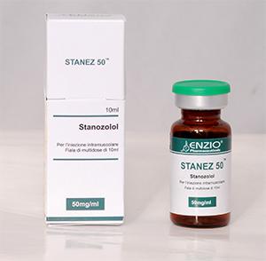 enzio pharmaceuticals stanozolol